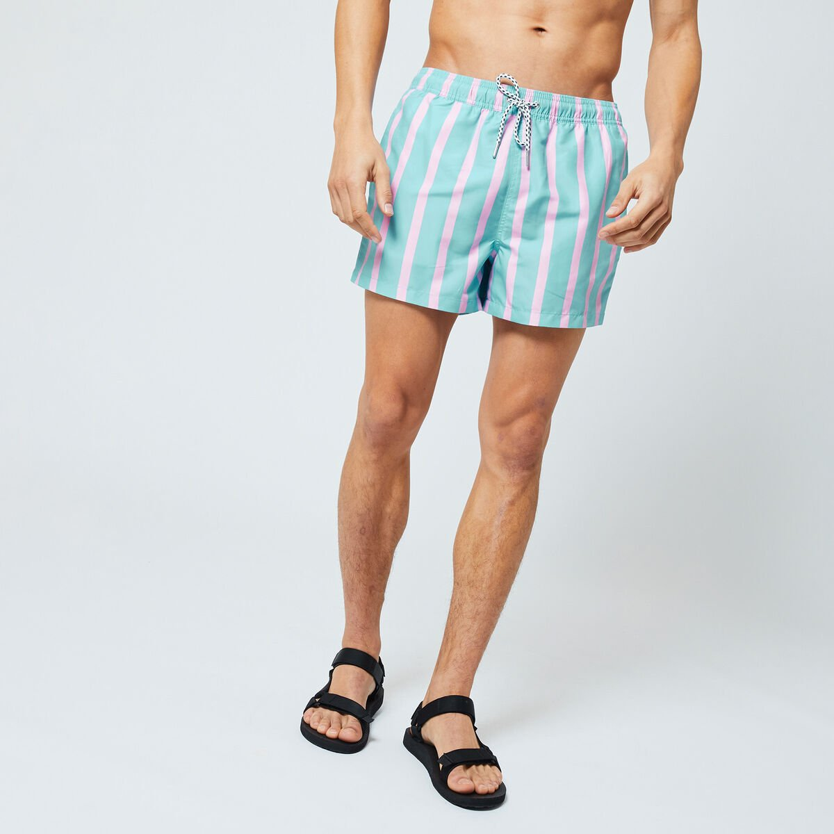 Badehose Arizona Stripe