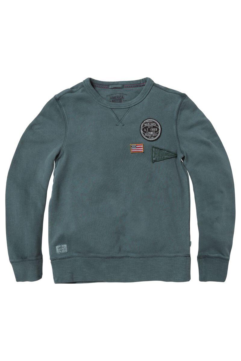 Sweater Selian Jr.