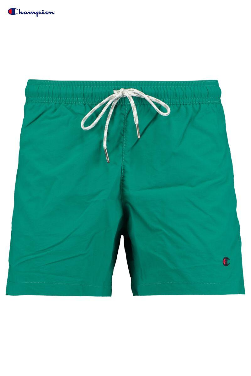 Zwembroek Short.Heren Zwembroek Champion Beach Short Groen Kopen Online
