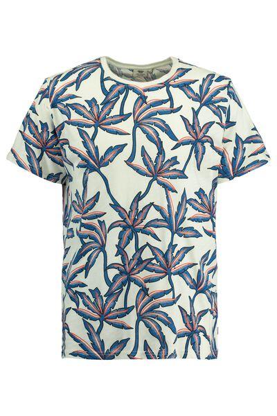T-shirt Elgin flowers