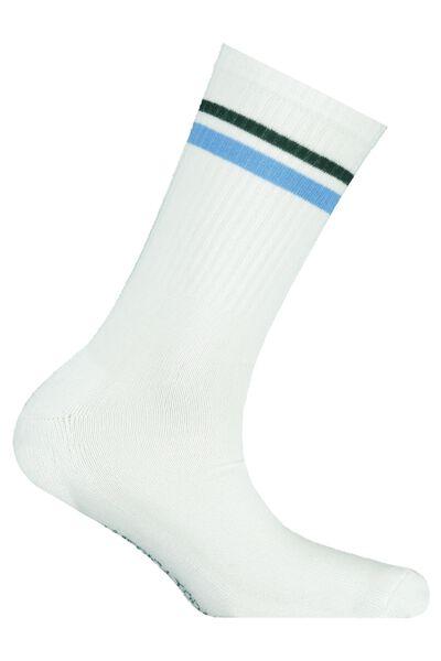 Socks striped print