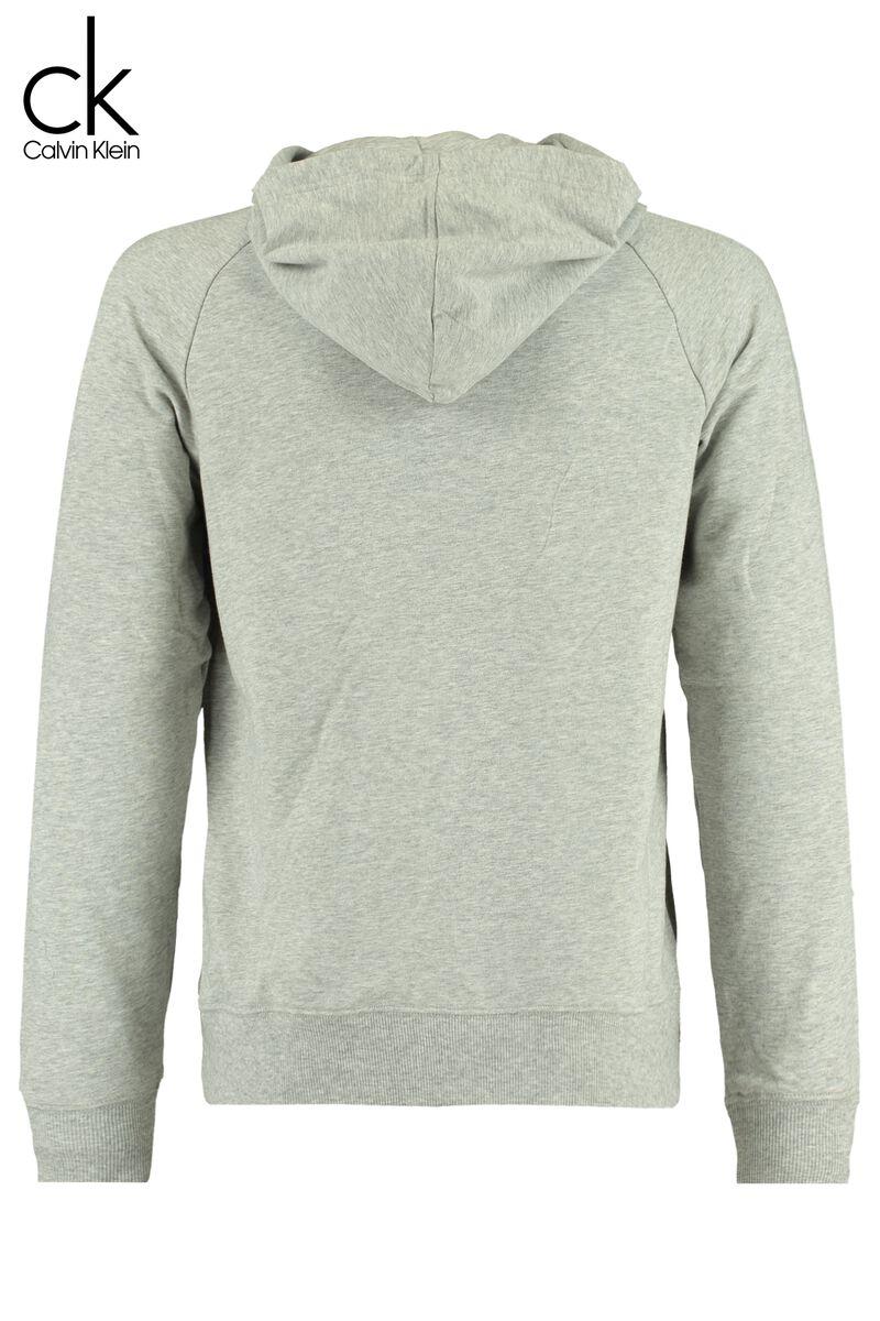 Sweat vest Zip hoodie