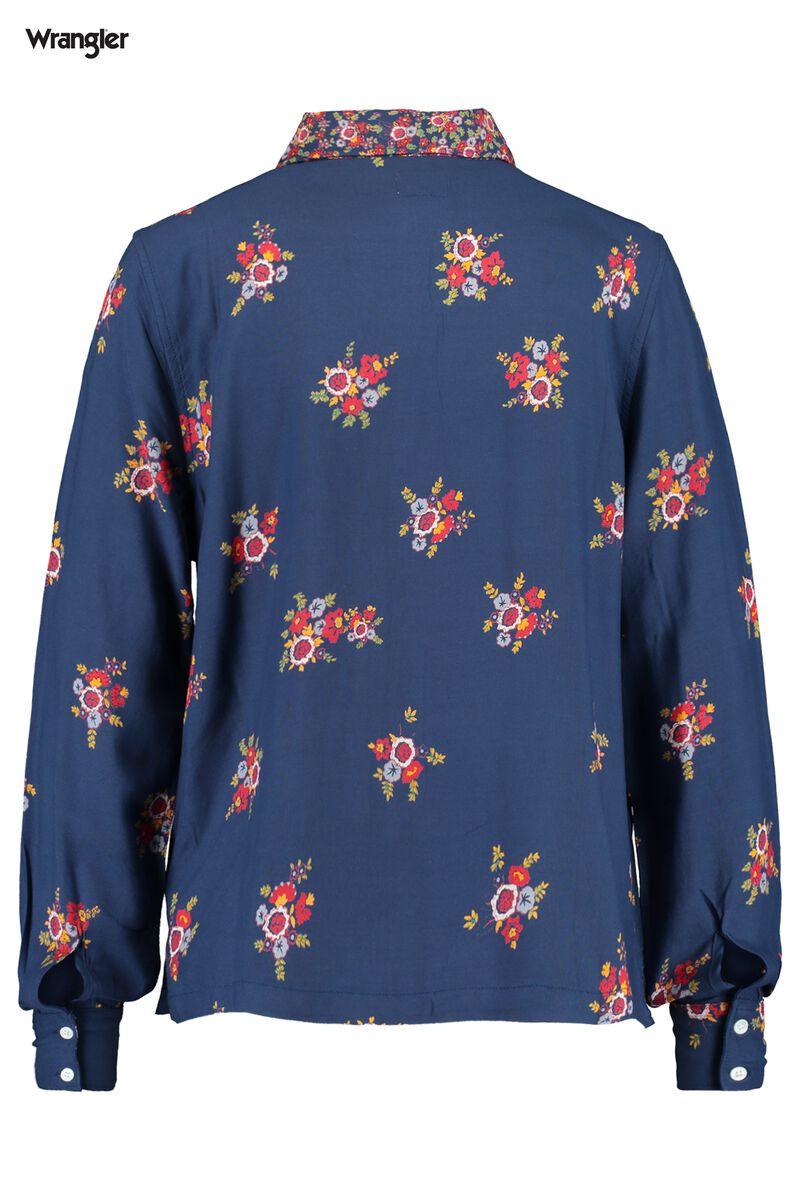 Blouse Combi Shirt