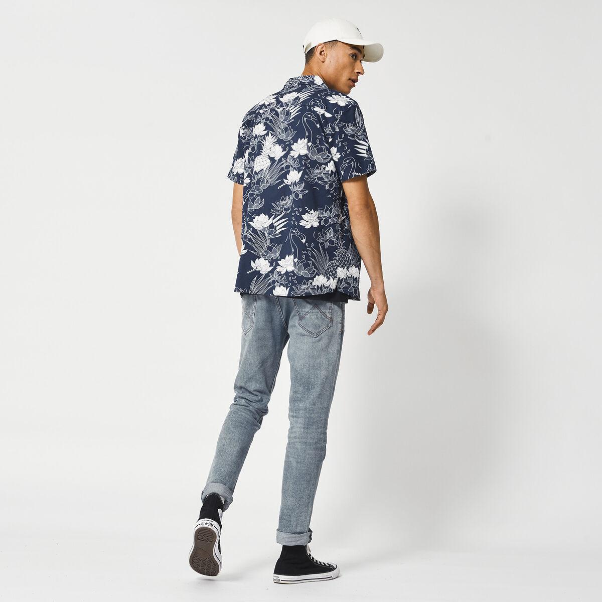 Overhemd Izra