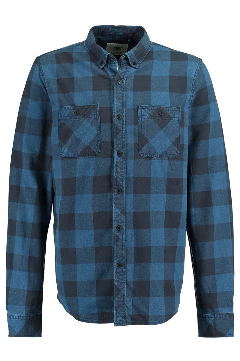 Overhemd Hackett check