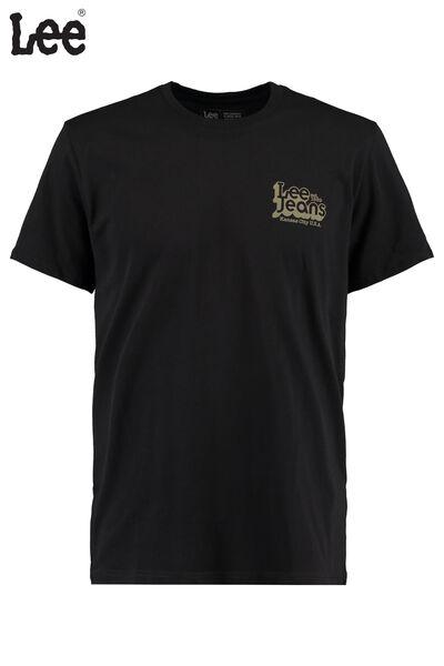 Lee 70's logo T-shirt
