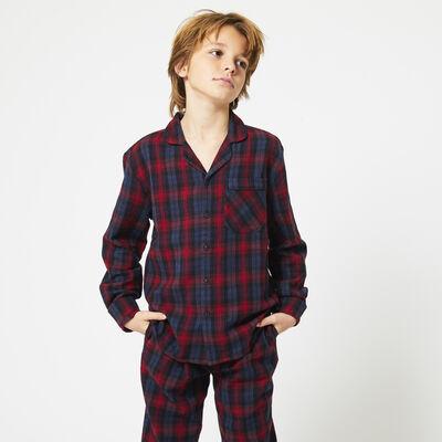 Pyjama Flanel Nathan shirt