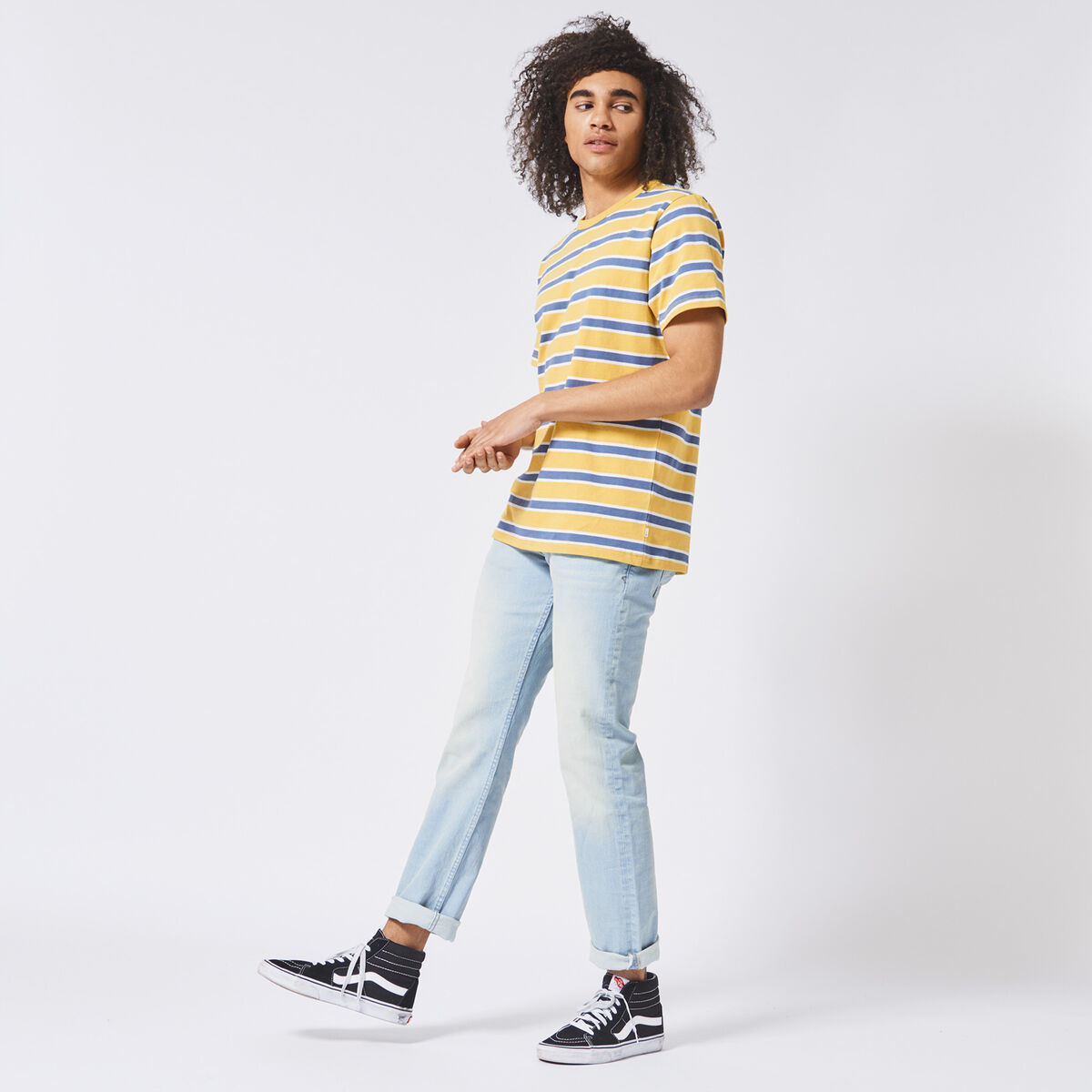 T-shirt Ebo stripe