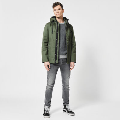 Summerjacket with hood