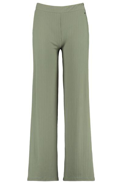 Pants wide fit