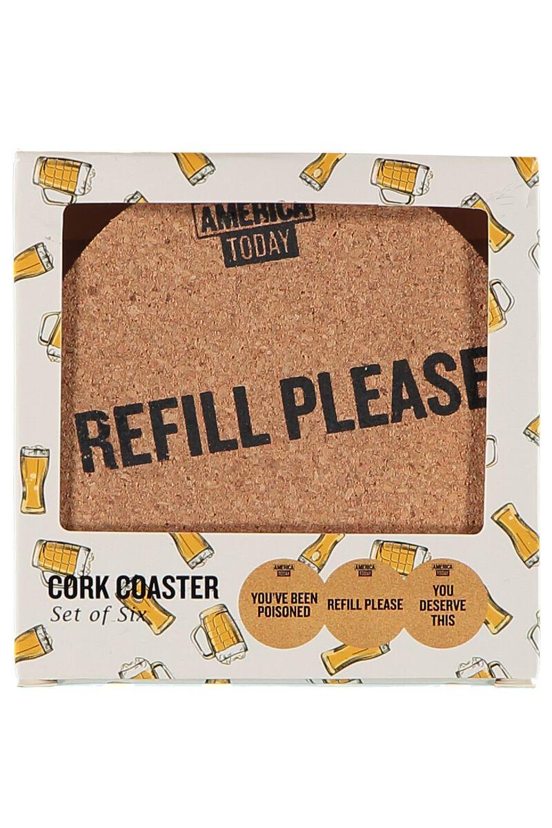 Gift Cork Coasters
