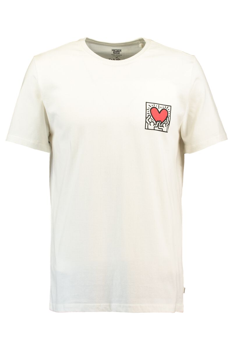 T-shirt Esai heart