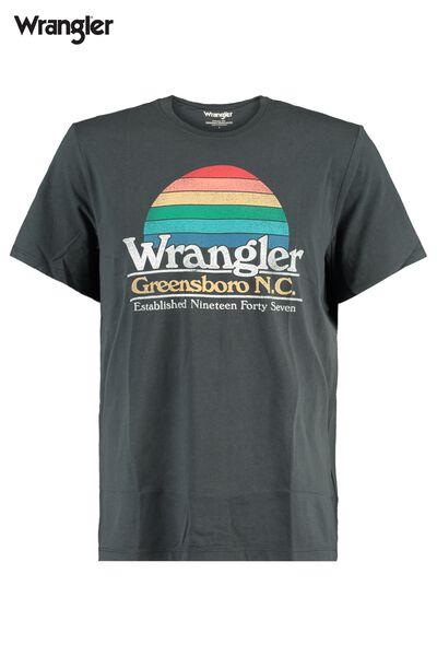 Wrangler t-shirt graphic tee