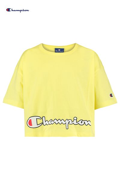 T-shirt Champion cropped