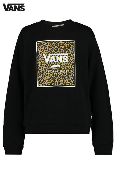 Vans Sweater Leopard Box Crew