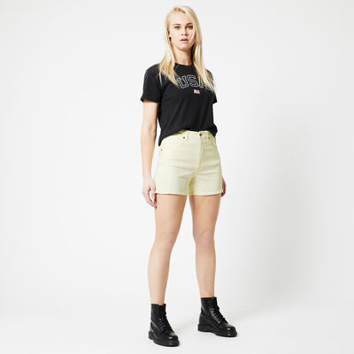 Wrangler Denim Mom Short