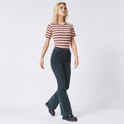 Trousers flared Peggy