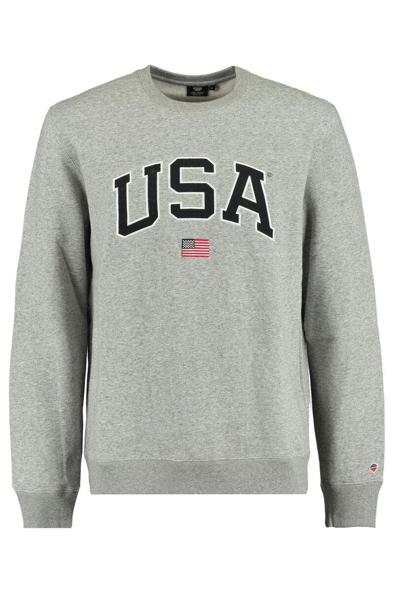 Herren Sweater Shane Grau Online Kaufen America Today