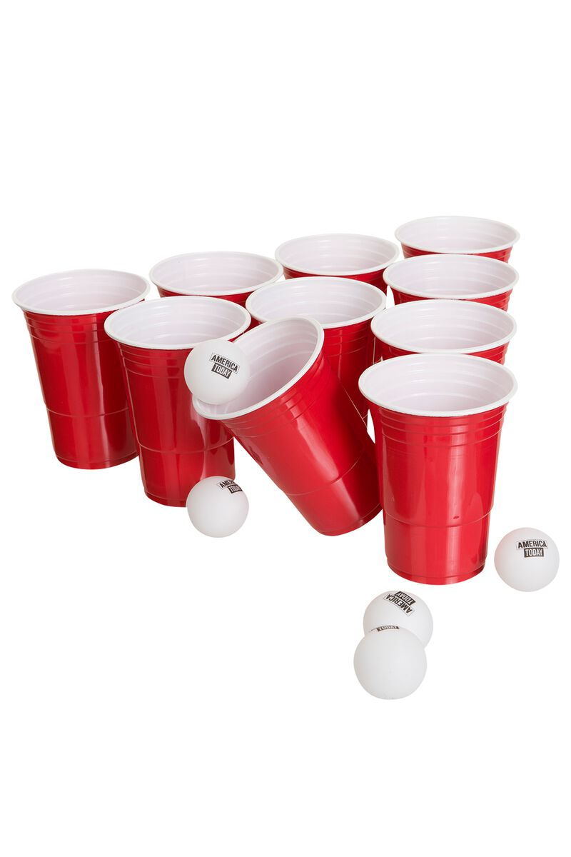 Beerpong Beer pong set