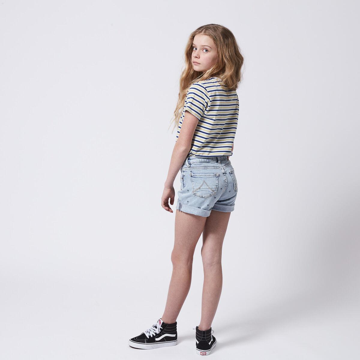 Denim short Nine Jr.