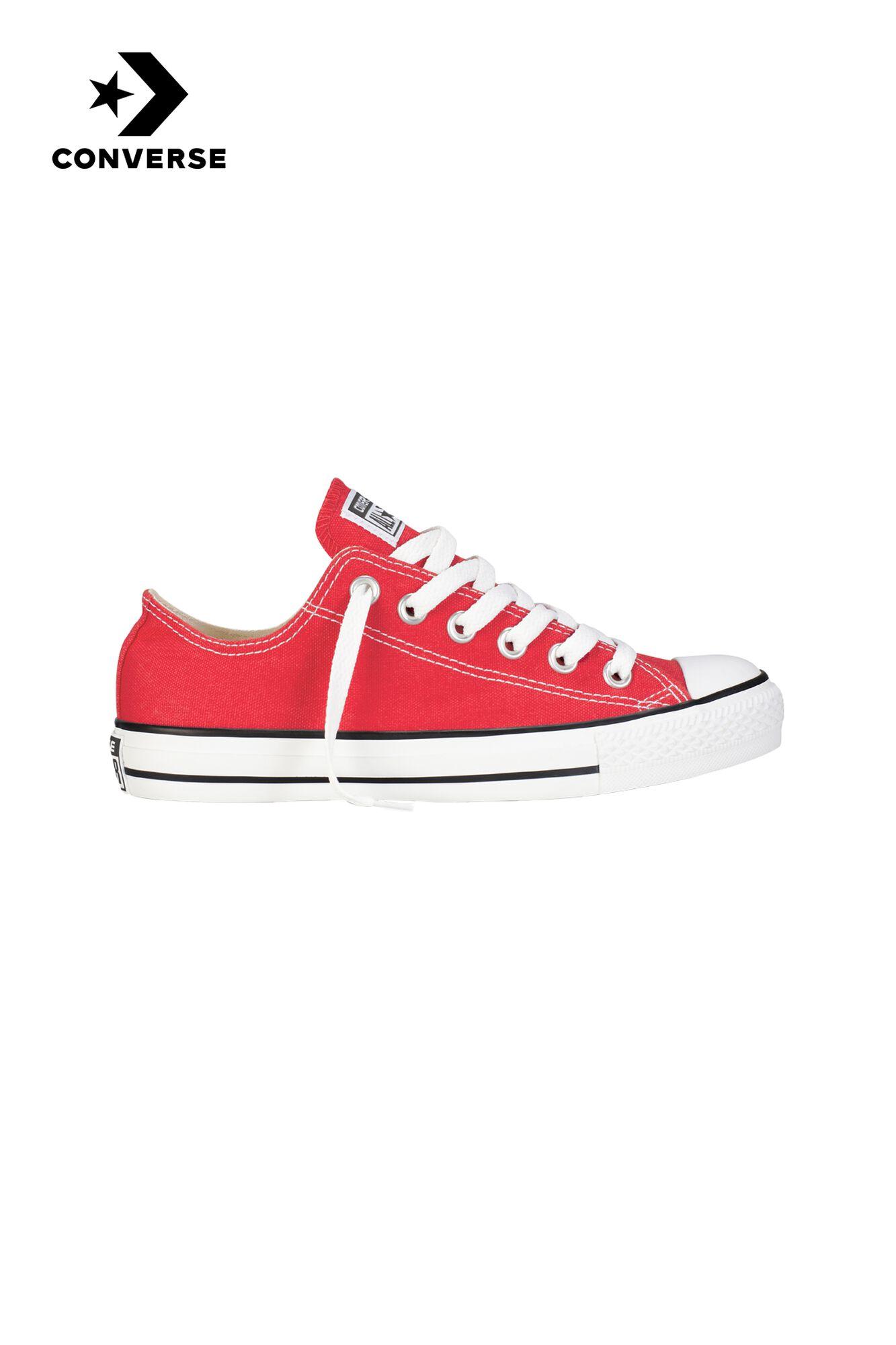 eleganckie buty oferować rabaty Całkiem nowy Boys Converse All Stars Low Red Buy Online