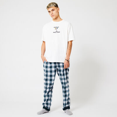 Pantalon de pyjama imprimé