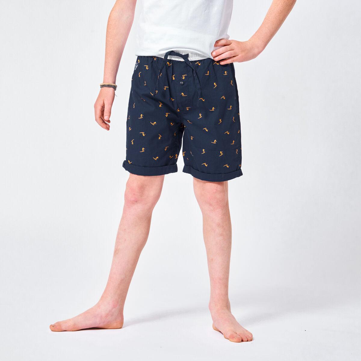 Pyjamashort Lake Short Jr
