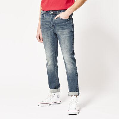 Slim fit jeans met stretch