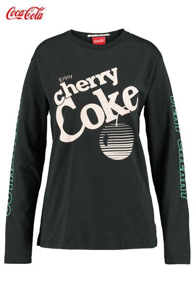 T-shirt a manches longues Coca-Cola Lexa