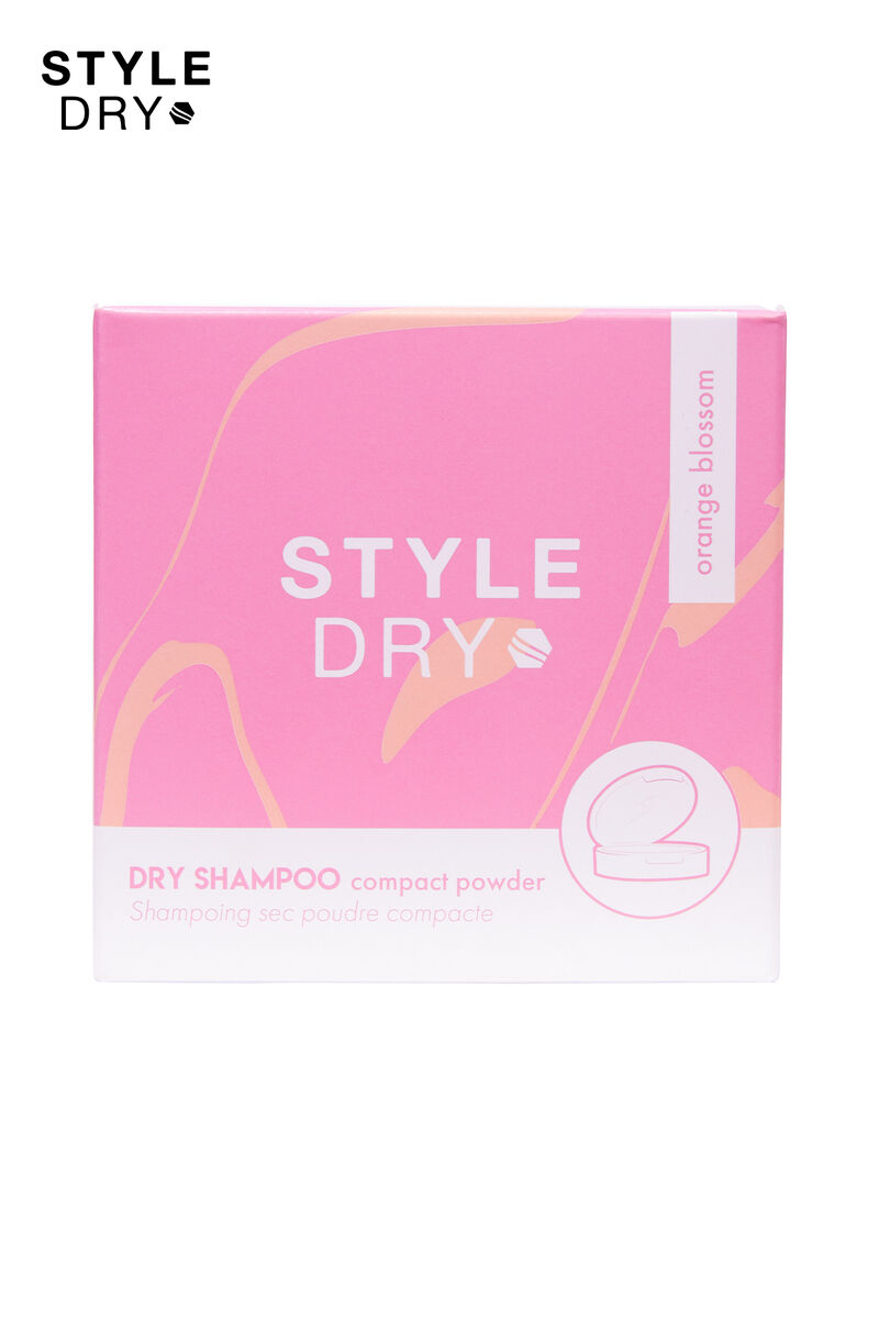Cosmetics Dry Shampoo Powder