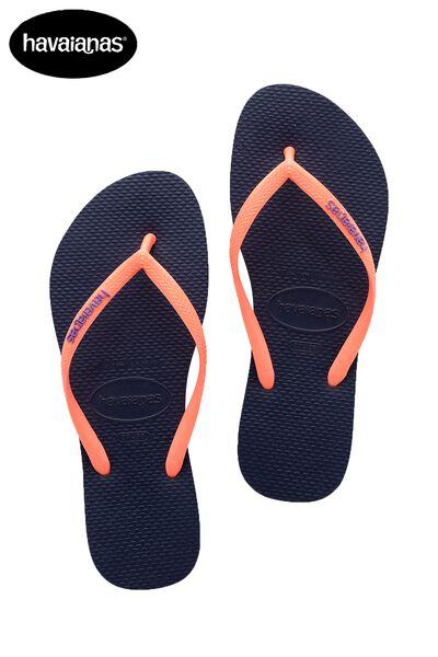 Havaianas Slim Logo slippers
