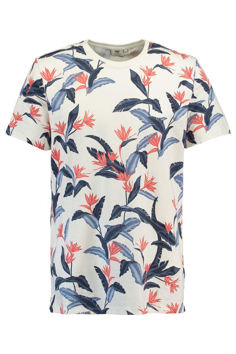 T-shirt Edwald Flower
