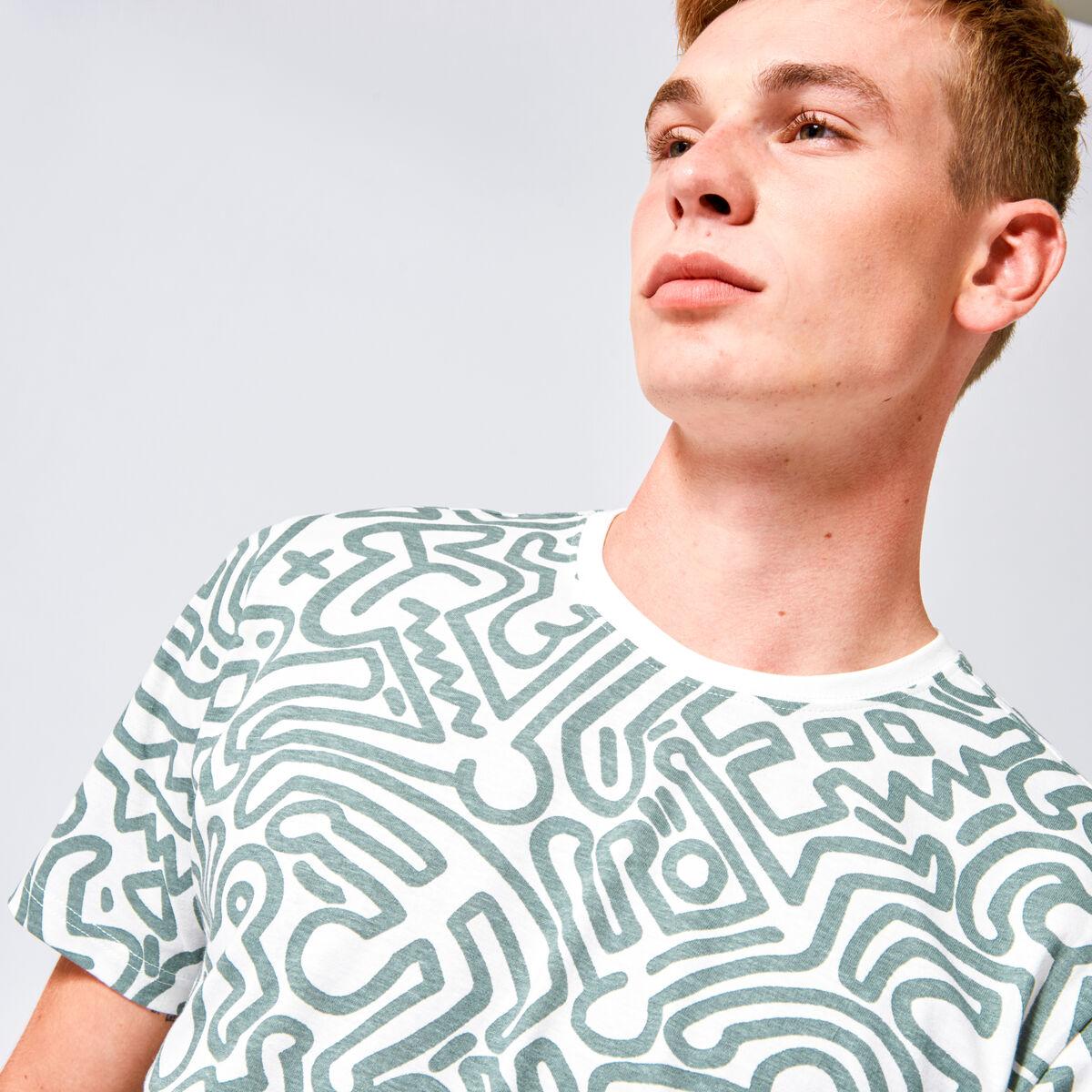T-shirt Esai Print