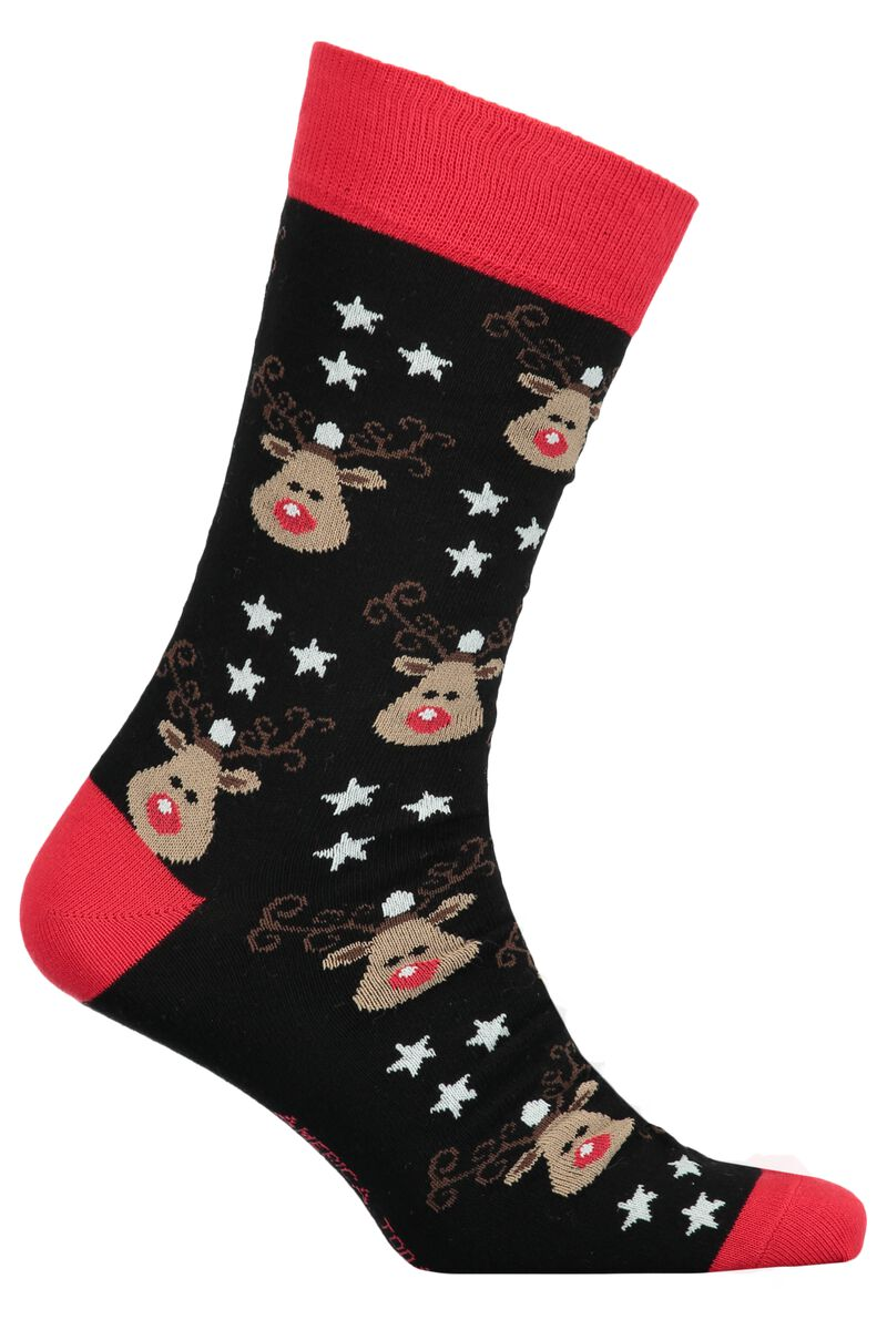 2503341d9037a Men Socks Xmas fun sock Black Buy Online
