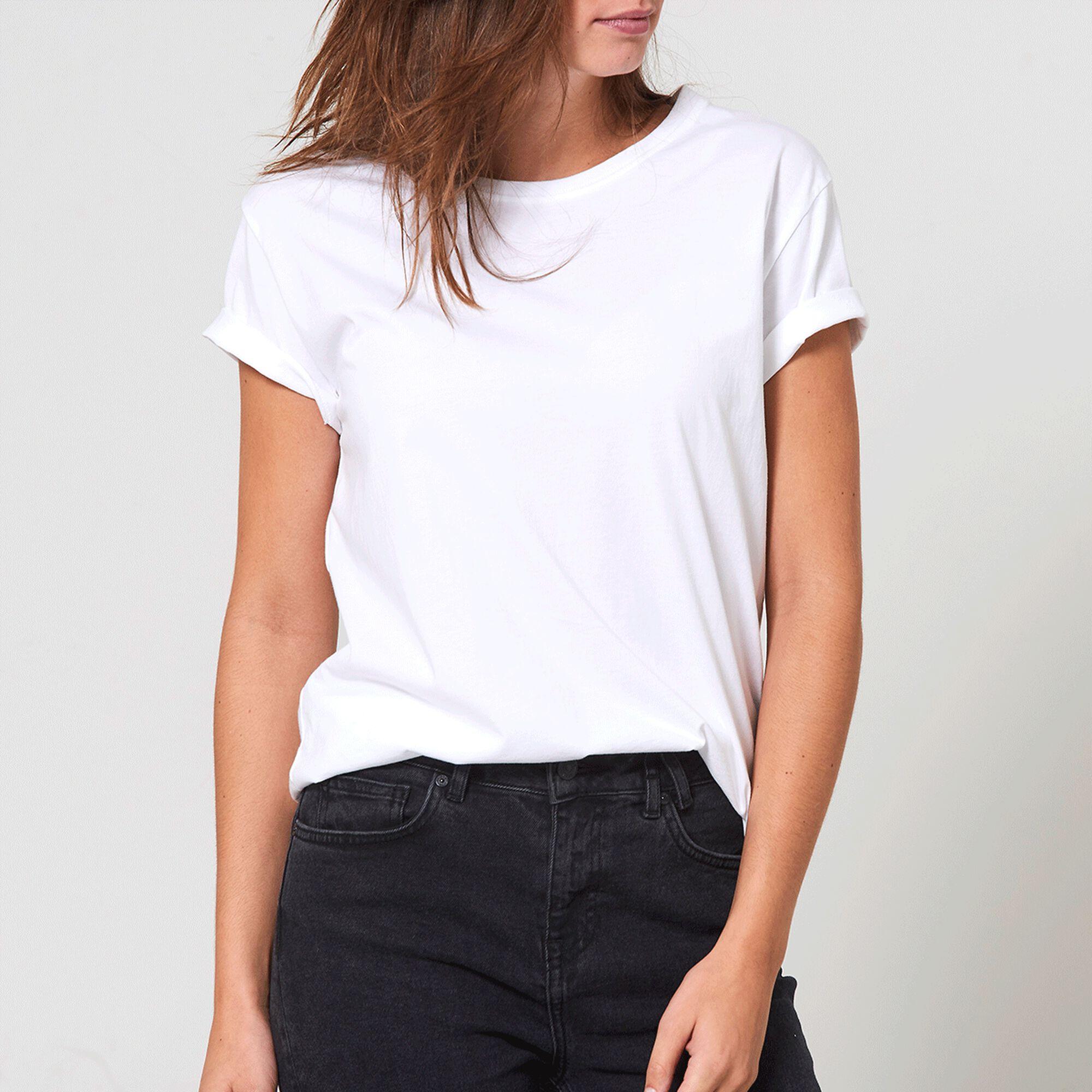 new styles 87e20 8d4c6 Basic T-shirt Elijn