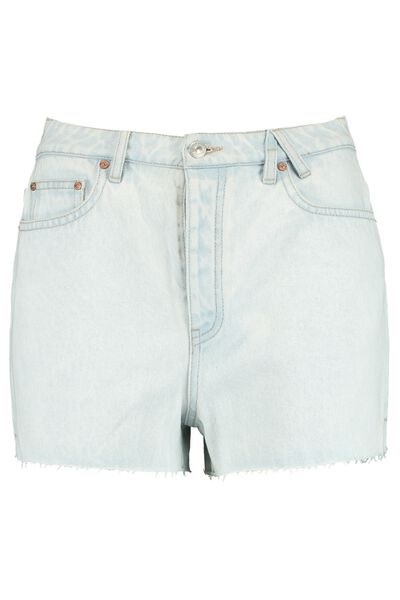 Short organic cotton