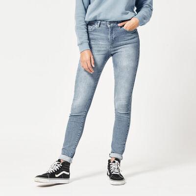Skinny Jeans Taille mi-haute