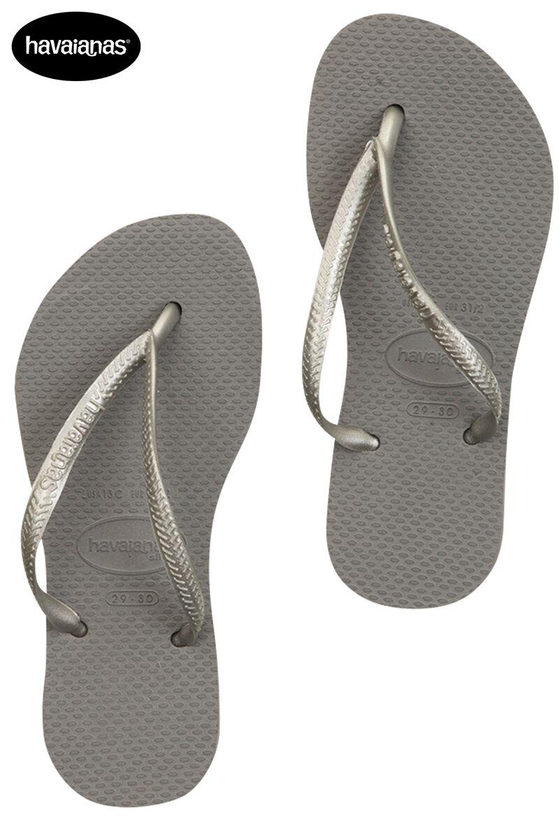 c852a88e9cca Girls Havaianas Slim Grey Buy Online