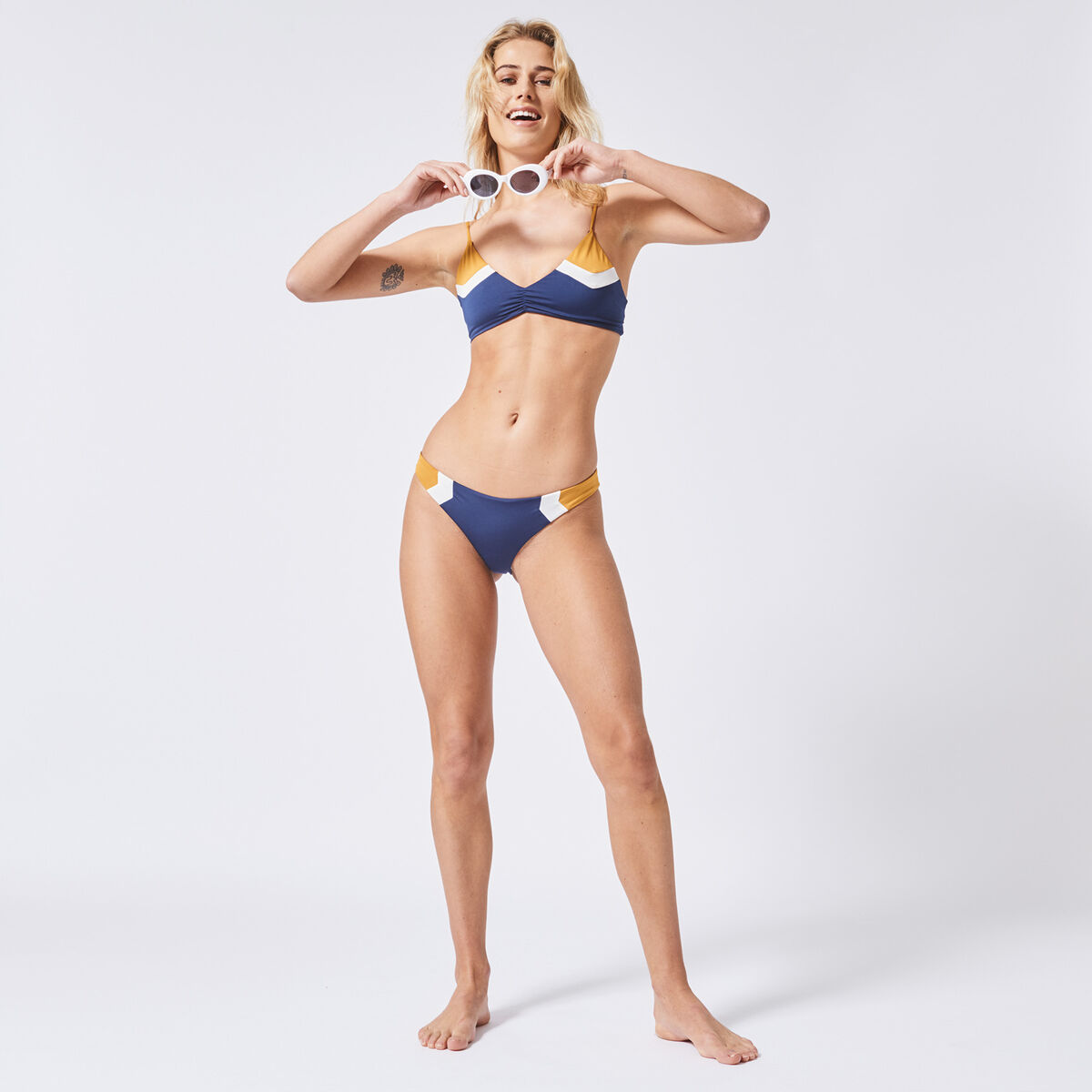 14d00ad81074ca Dames Bikinitop Aileen Blauw Kopen Online