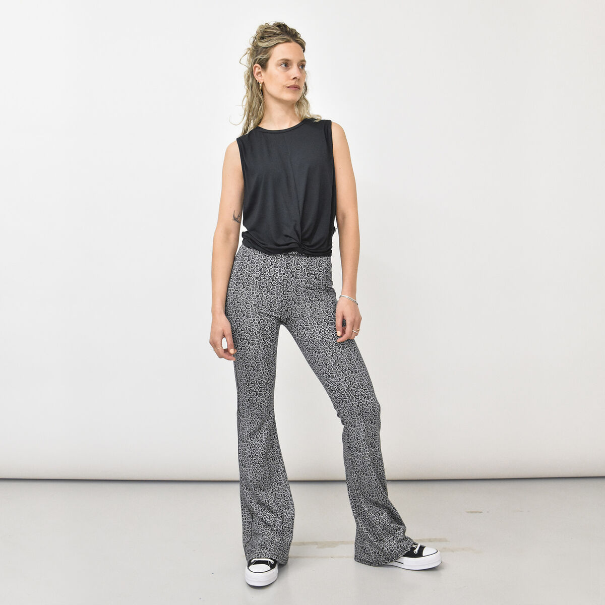 Flared pants Cindy