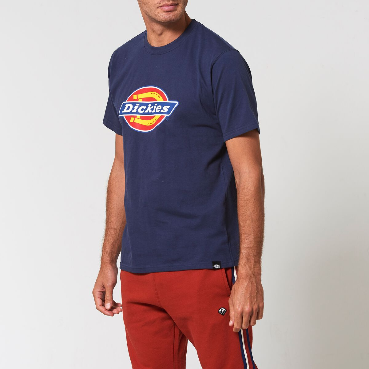 68409c6b0c6 Men Horseshoe Dickies tee Blue Buy Online