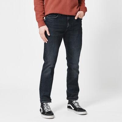 Coupe droite jeans à extensible