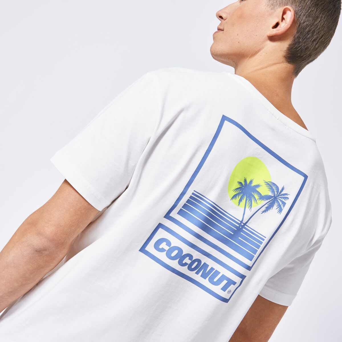 T-shirt Eon Coconut
