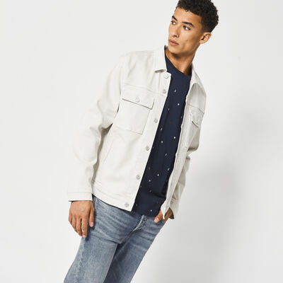 Veste en denim Jarvey