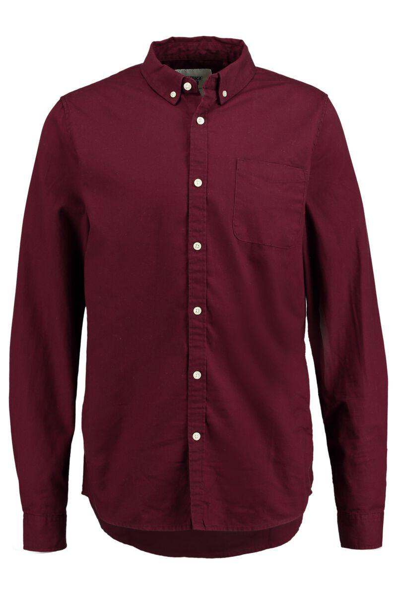 later nieuw goedkoop goed uit x Heren Overhemd Hill Rood Kopen Online | America Today