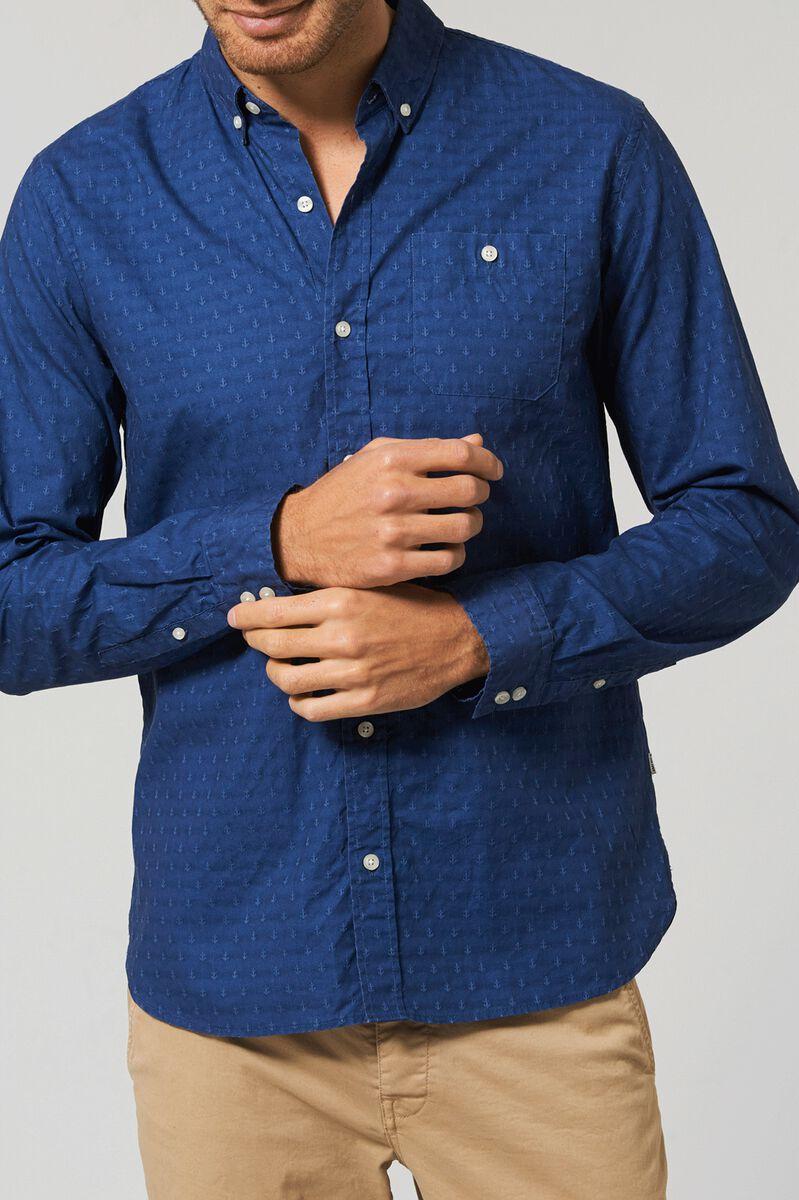 Shirts Hank AOP