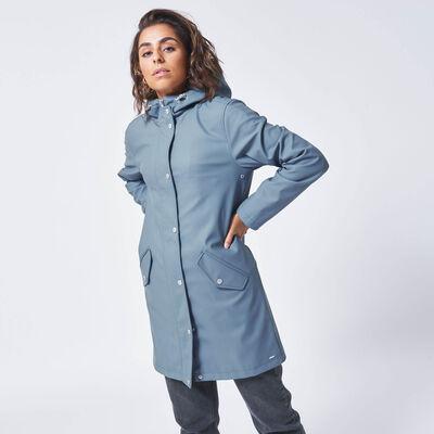 Long raincoat ladies