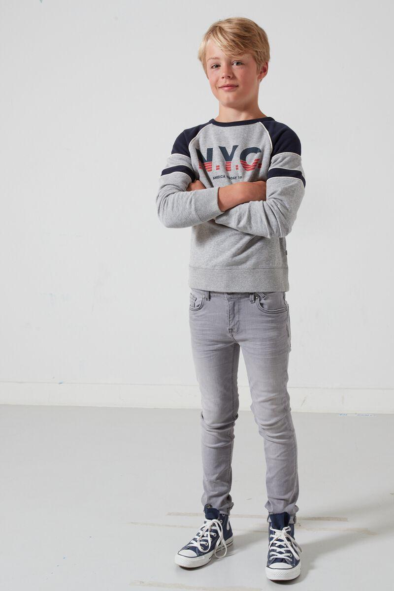 Jeans Keanu Jr.