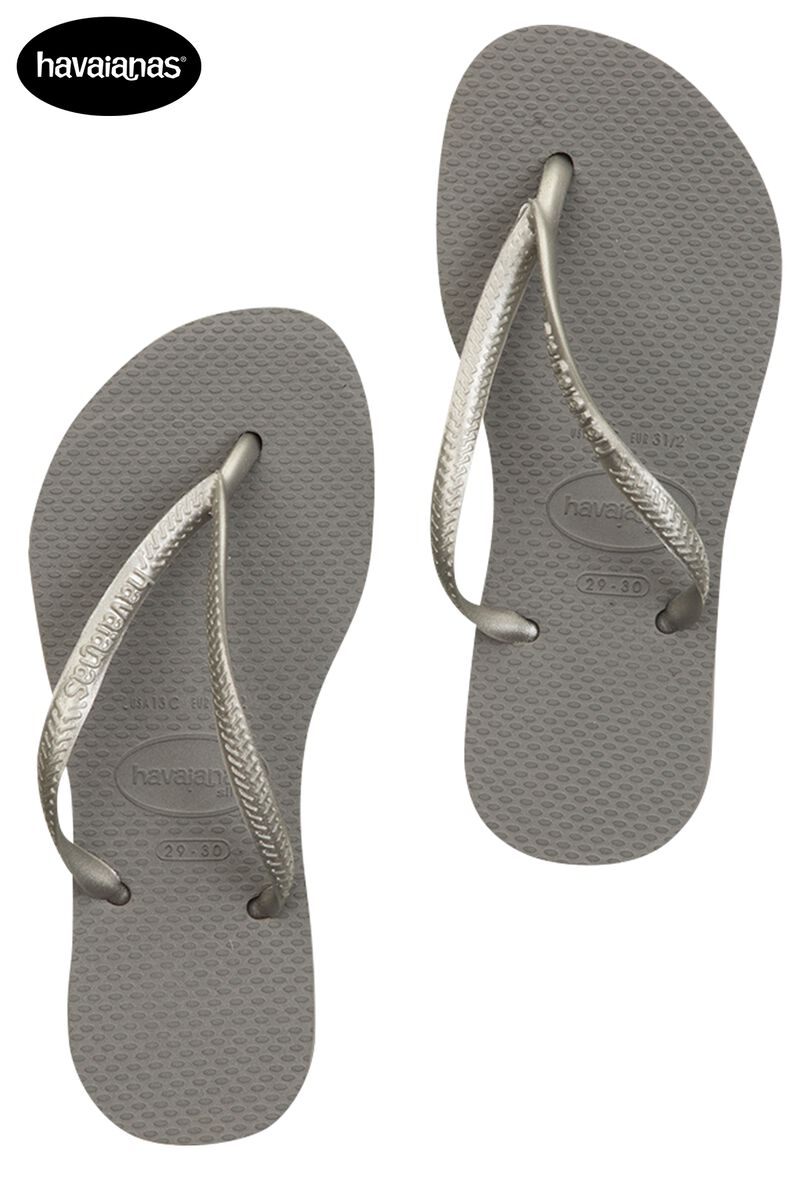 1eaf07e7ee70 Boys Havaianas slim Grey Buy Online