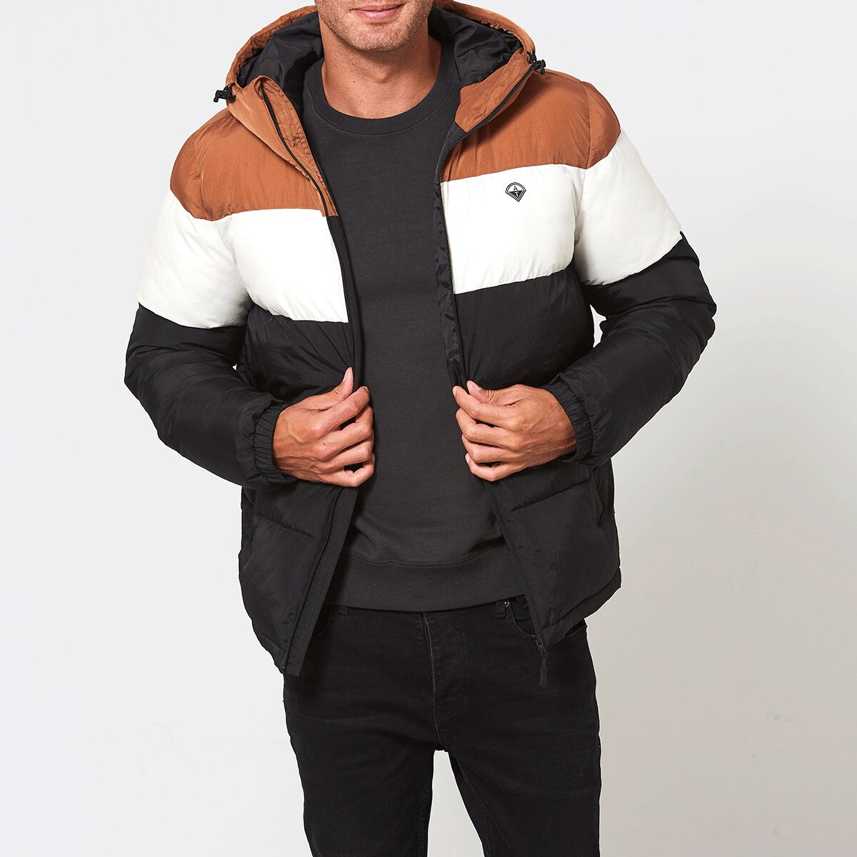 Jacket Jay block